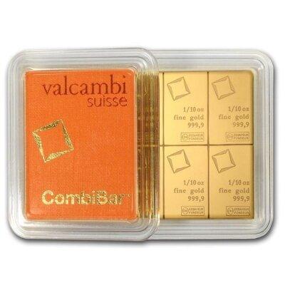 VALCAMBI CombiBar 1 uncja