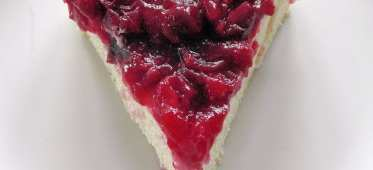 High Protein, Low Calorie Cheesecake