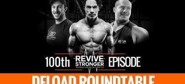 The deload roundtable with Eric Helms, Mike Israetel & Menno Henselmans