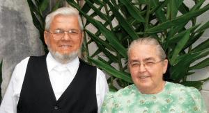 David and Linda Peachey