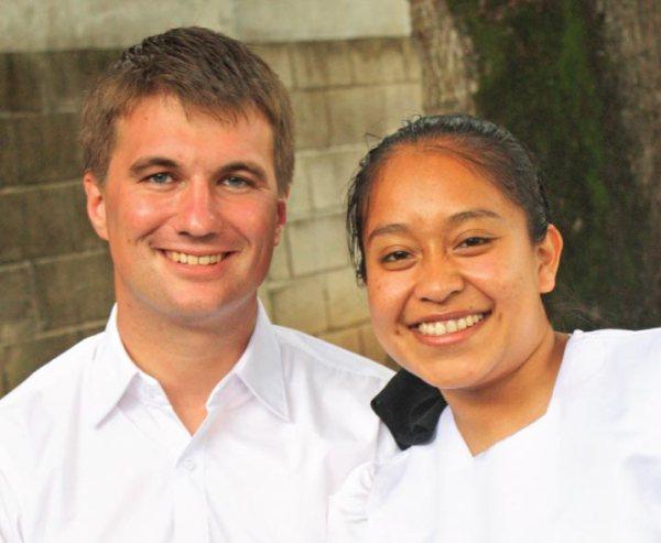Wendell Diem and Jenny Muñoz were married on June 3, 2016.