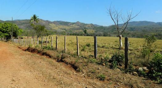 Guatemala countryside.