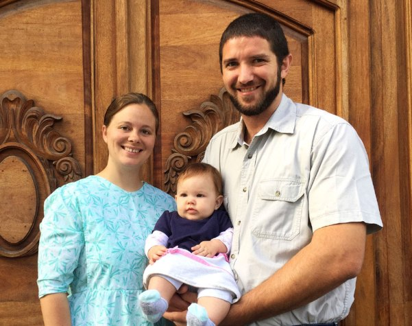 Wesley and Wendy Hursh plan to serve in Porvenir, Pasaco.