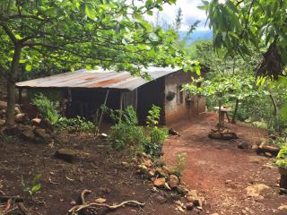 Wes and Wendy's house in Porvenir