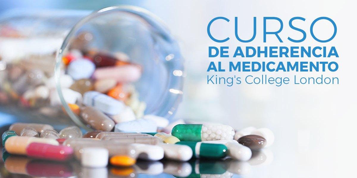 curso de adherencia al medicamento menntun e-learning en salud