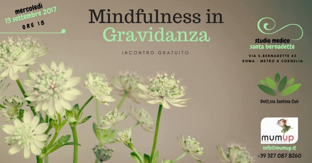 Gravidanza e mindfulness