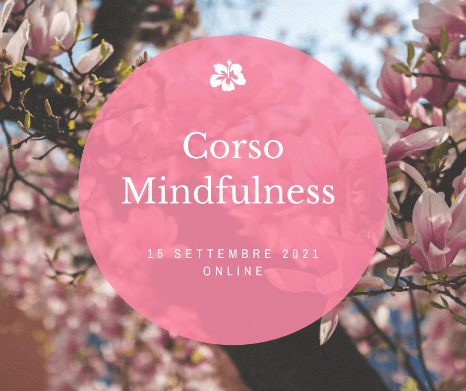 Corso Mindfulness based stress reduction