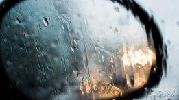 Rainy Car Ride