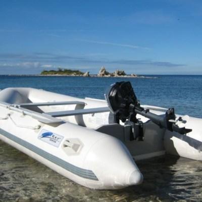 Menorca New Rent embarcaciones sin titulación