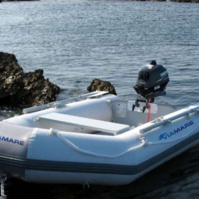 alquiler embarcacion sin titulacion 250 Menorca New Rent