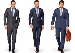 Business formal dress code