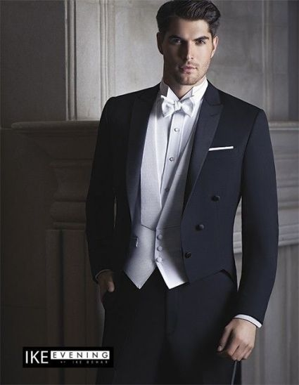 white tie2