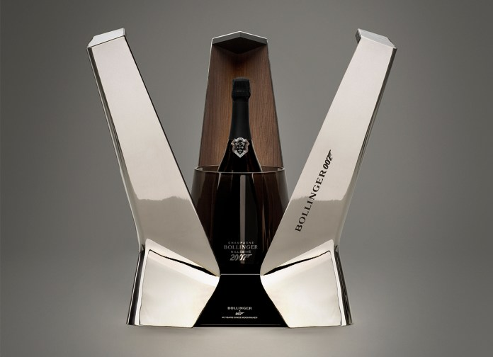 bollinger james bond