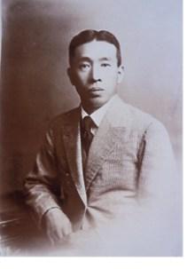 鳥井信治郎氏
