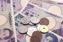 お札のお金と小銭