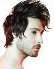 medium haircuts men