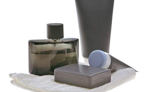 Mens bath and body products