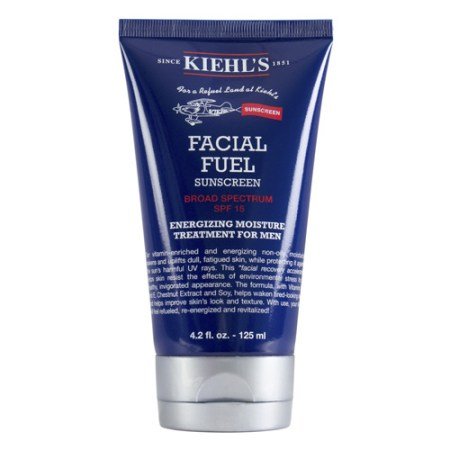 Kiehls facial fuel with spf 15 sunscreen