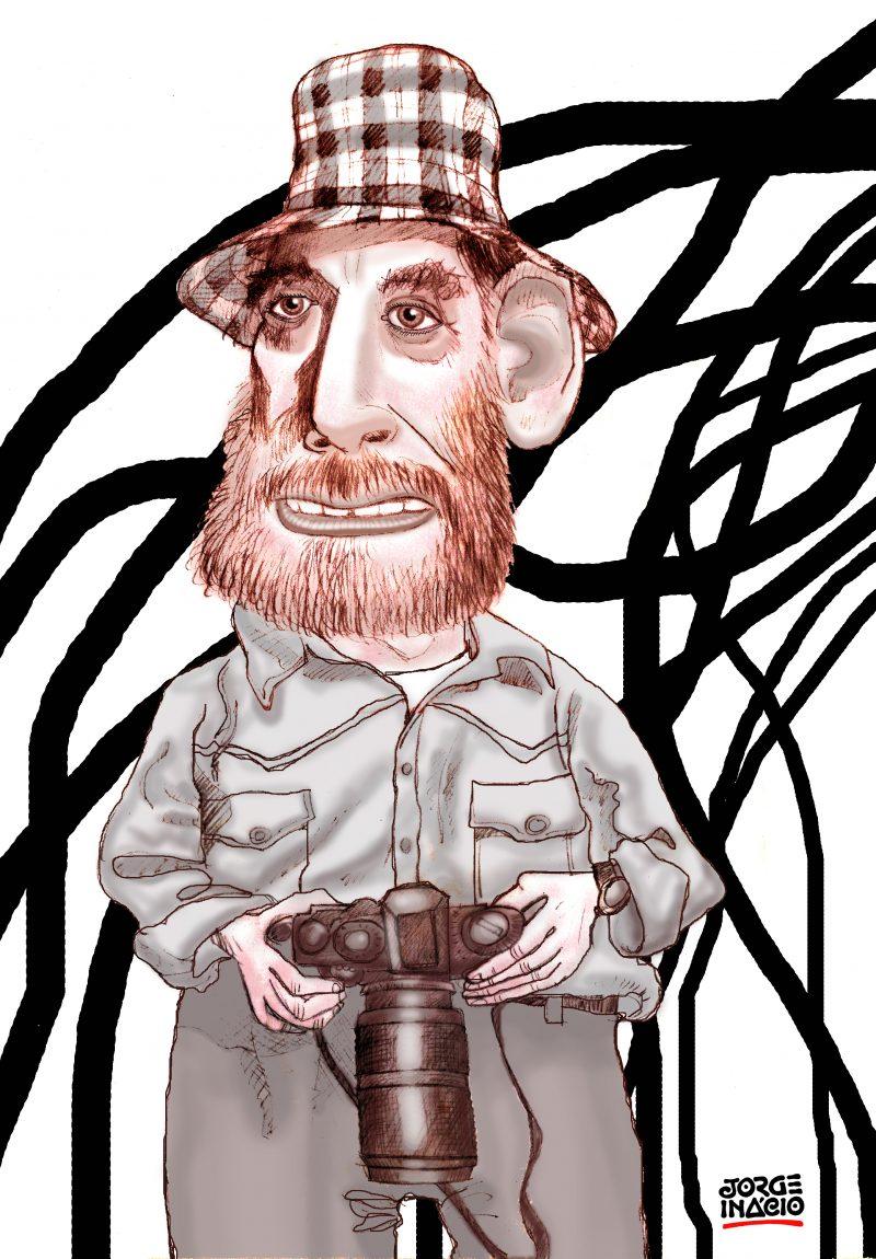 Franz Krajcberg por Jorge Inácio