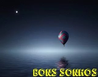 boa noite com lindos sonhos