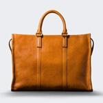 アニアリのビジネスバッグの写真