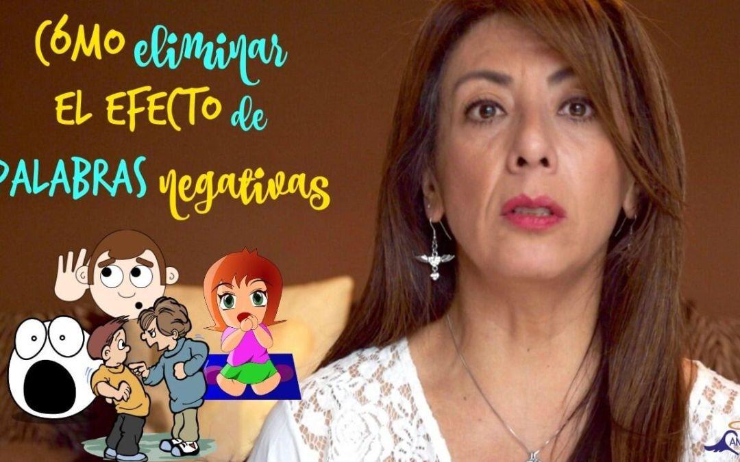 Cómo eliminar el efecto de palabras negativas