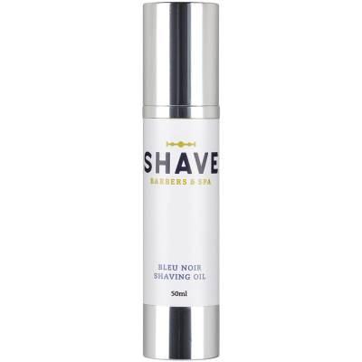 mejores productos belleza hombre shave barbers spa aceite afeitado barba hombre bleu noir shaving oil 50 ml