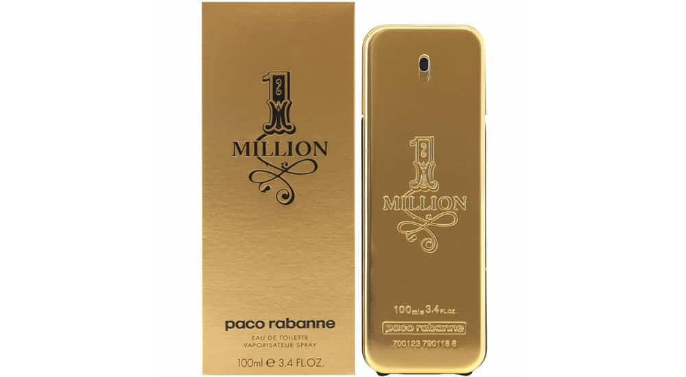 mejor perfume hombre para ligar one million paco rabanne