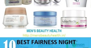 10 Best Whitening Night Creams for Men in India with Price