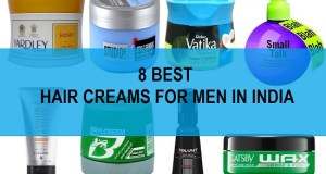 8 Top Best Styling Hair Cream for Men in India with Price