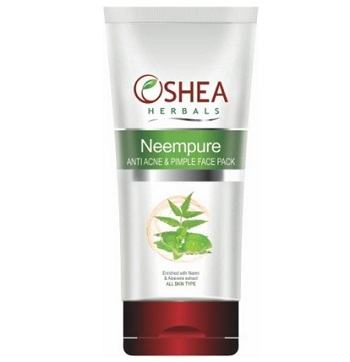 oshea 8 Best Anti Acne Pimple Control Face Packs with Price