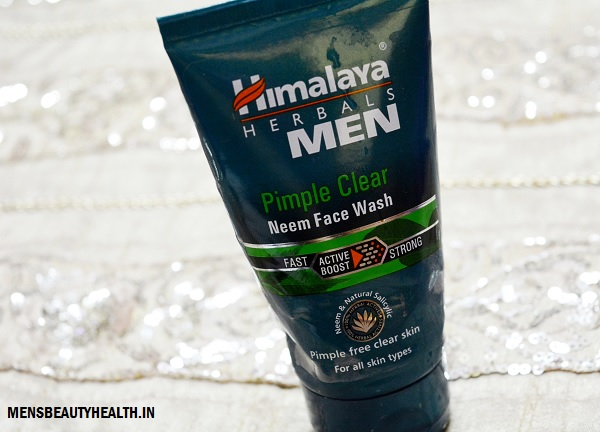 Himalaya Men Oil Clear Neem Face wash 2