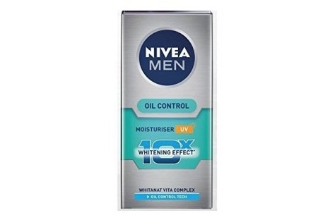 Nivea For Men Whitening 10X Oil Control Moisturiser