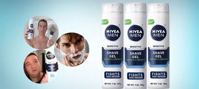Best Shaving Gel for Men sensitive skin and pubic area