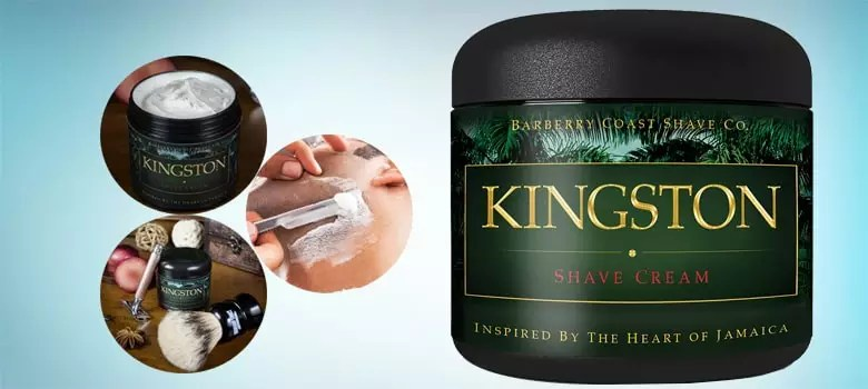 SALE - Kingston Shaving Cream for Men