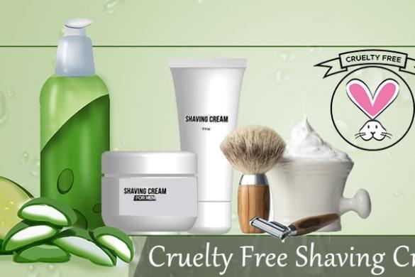 cruelty free shaving cream