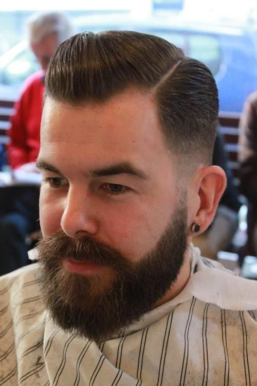 20 Prohibition High And Tight Best New Hairstyles For Men