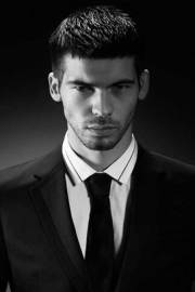 gorgeous men's hairstyles thick