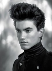 1950 men's greaser hairstyles
