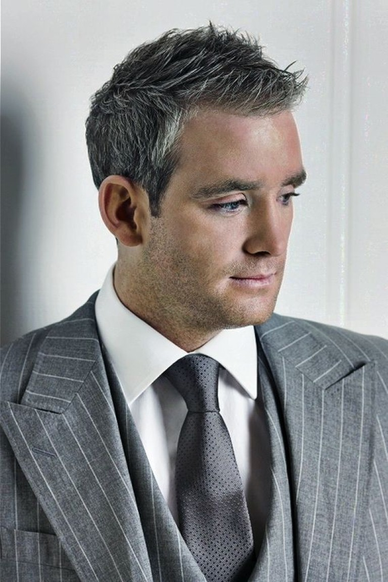30 Mens Hairstyles For Fine Hair  Mens Craze