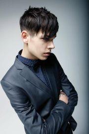 punk hairstyles men - mens