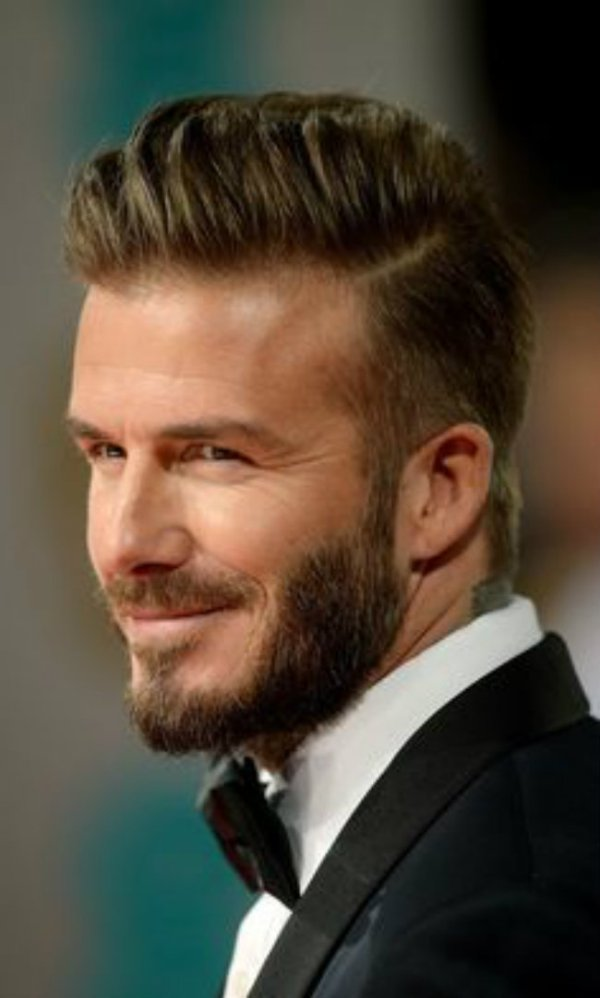30 Mens Hairstyles 2016 Beckham Fade Hairstyles Ideas Walk The