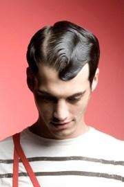 vintage men hairstyles ideas