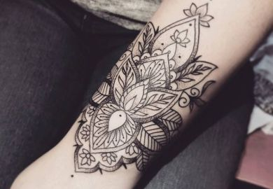 Cute Star Tattoos For Girls