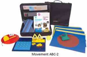 Movement ABC-2 test kinderoefentherapie