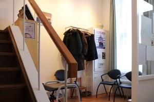Wachtkamer therapeuten Boisotkade
