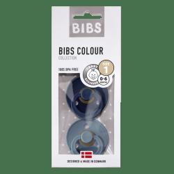 Bibs Maat 1- Deep Space / Petrol 2-pack