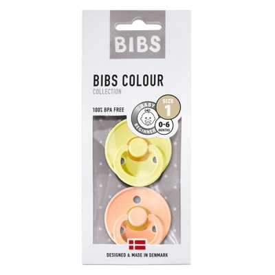 Bibs - Maat 1- Peach Sunset - Sunshine 2-pack