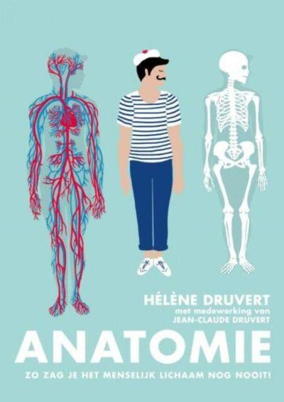 Anatomie - zo zag je het menselijk lichaam nog nooit!
