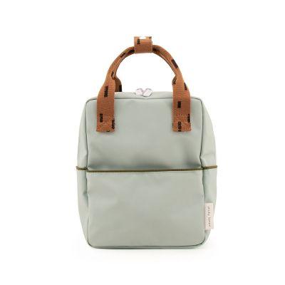 Sticky Lemon Backpack Small - Sprinkles Sage Green